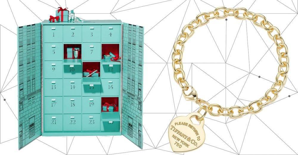 Adventskalender från Tiffany