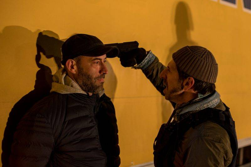 En bild från den rumänska tv-serien Umbre, vars tredje säsong har premiär på HBO den 20 november.