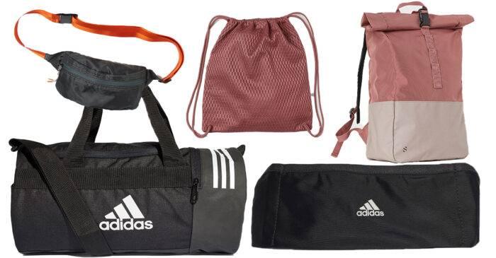Väskor stora som små till träningen