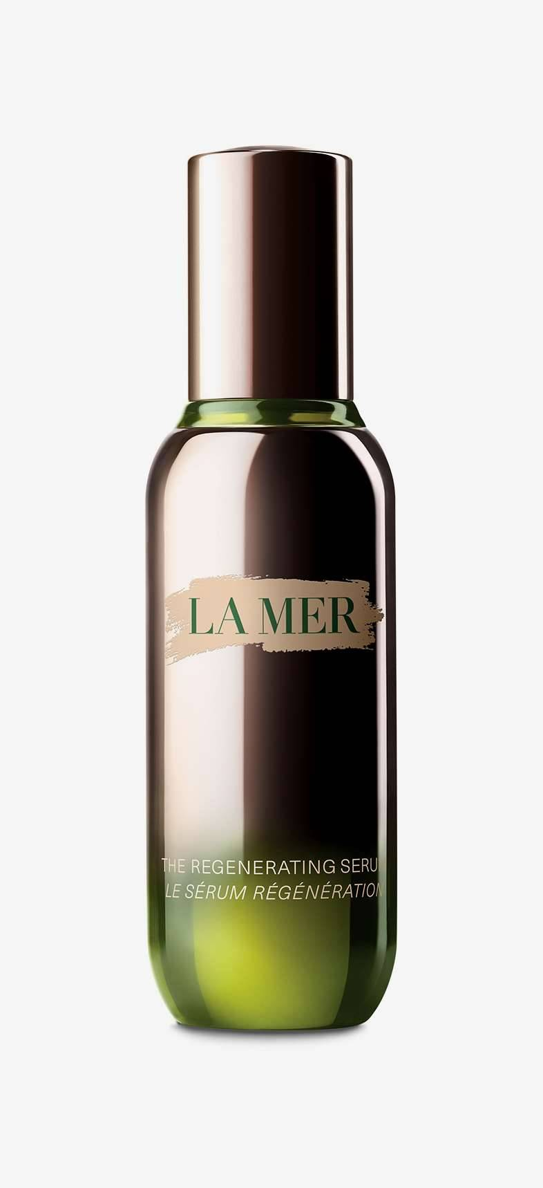 The regenerating serum från La Mer.