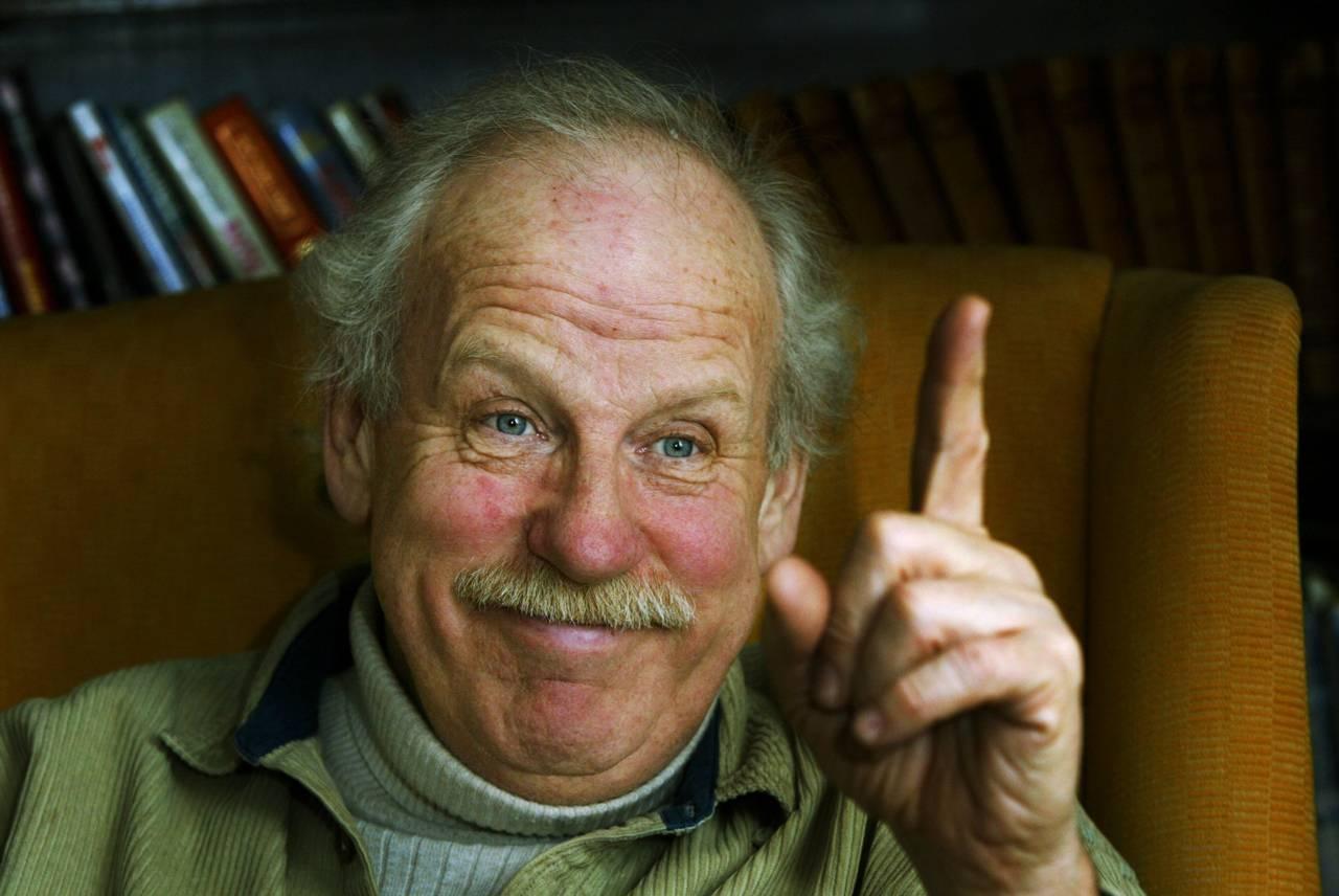 Jon Skolmen –en av de kändisar som gick bort under 2019.