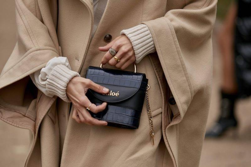 Väska från Chloé.