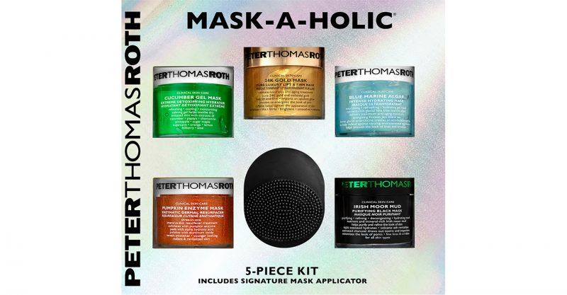 Set med fem ansiktsmasker från Peter Tomas Roth