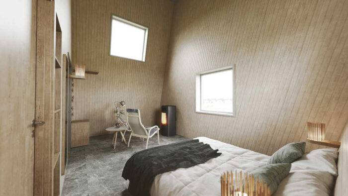 Arctic Bath flytande rum