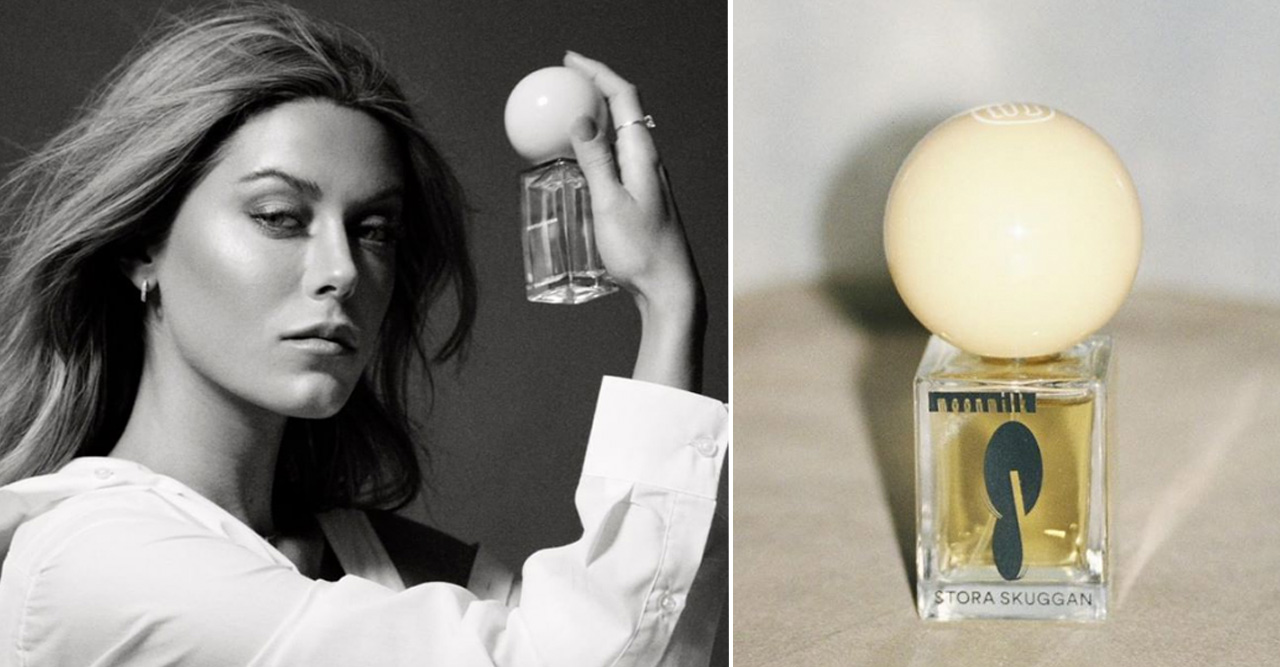 Är Caia Cosmetics nya parfym för lik Stora Skuggan?