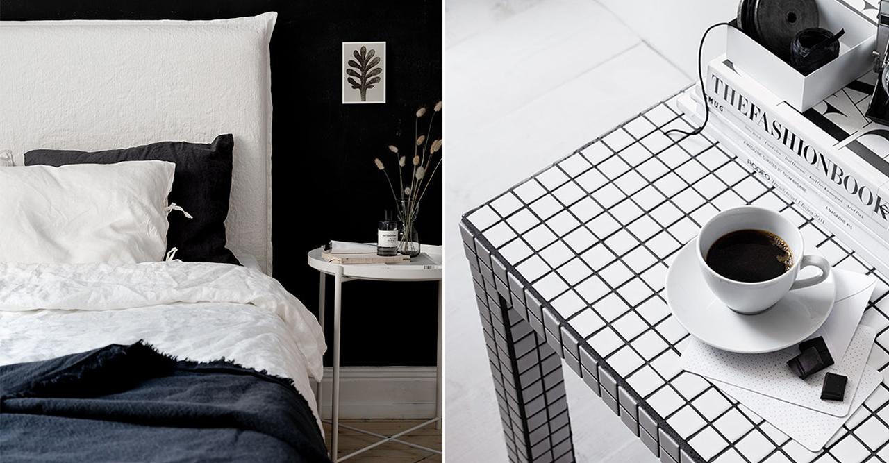 Förnya dina möbler och inredningsdetaljer med DIY