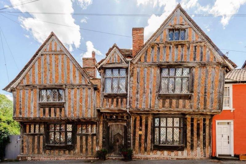 harry potter hus som går att hyra via airbnb