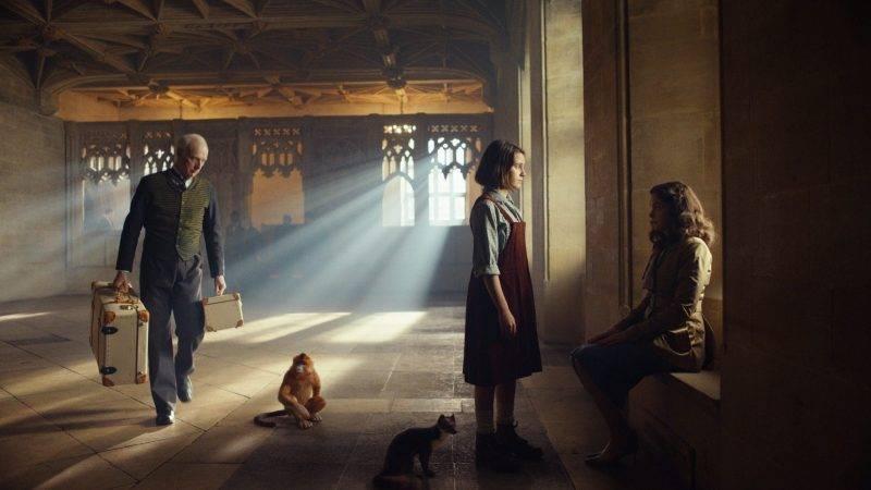 En bild från tv-serien His Dark Materials, som du kan se på HBO.
