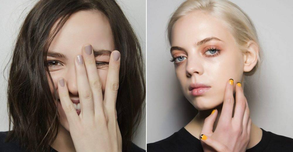 Trendiga nagellack och nagellackstrender 2019
