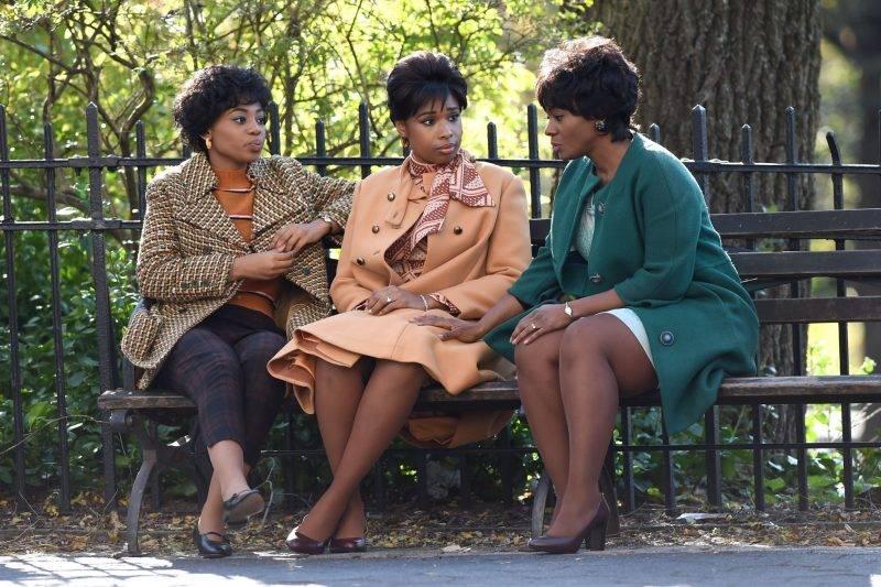 En bild på skådespelerskan Jennifer Hudson, som spelar Aretha Franklin i filmen Respect. Den har biopremiär den 14 augusti 2019.