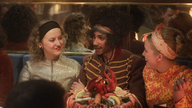 Jimi Hendrix besöker Stockholm och Ninas.