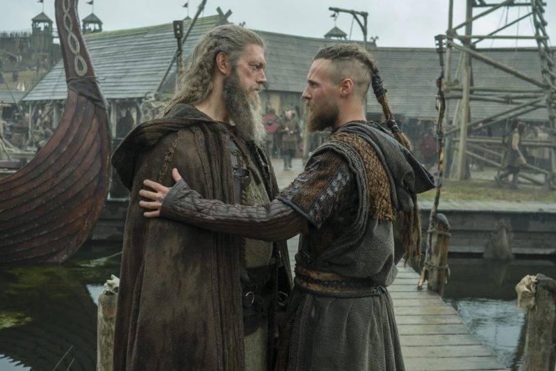 En bild från tv-serien Vikings. Säsong 6 av Vikings har premiär på HBO den 5 december 2019.