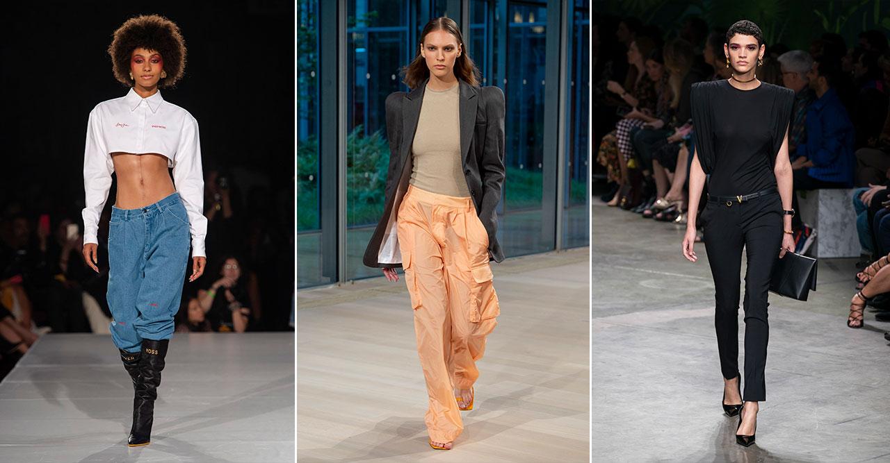 00-talets lågt skurna byxor är tillbaka
