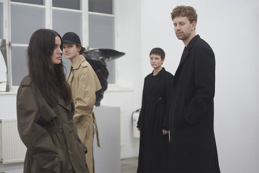 Veronika Kant, William Lundgren, Suzanne Elvi och Eliot Atkinson från Bite Studios