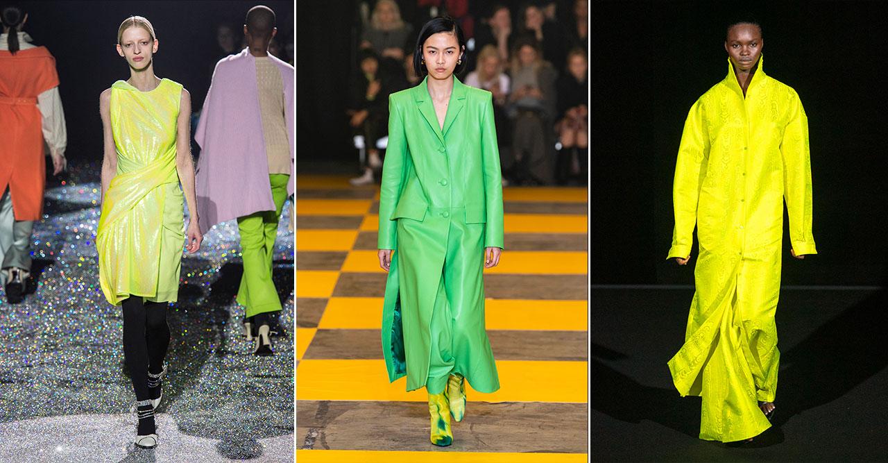 Avsluta i årets mest lysande trend – Neon