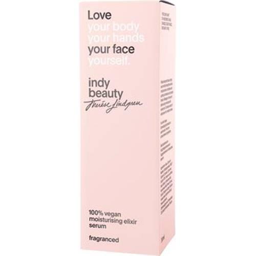 Serum från Indy Beauty som ska lugna och återfukta huden