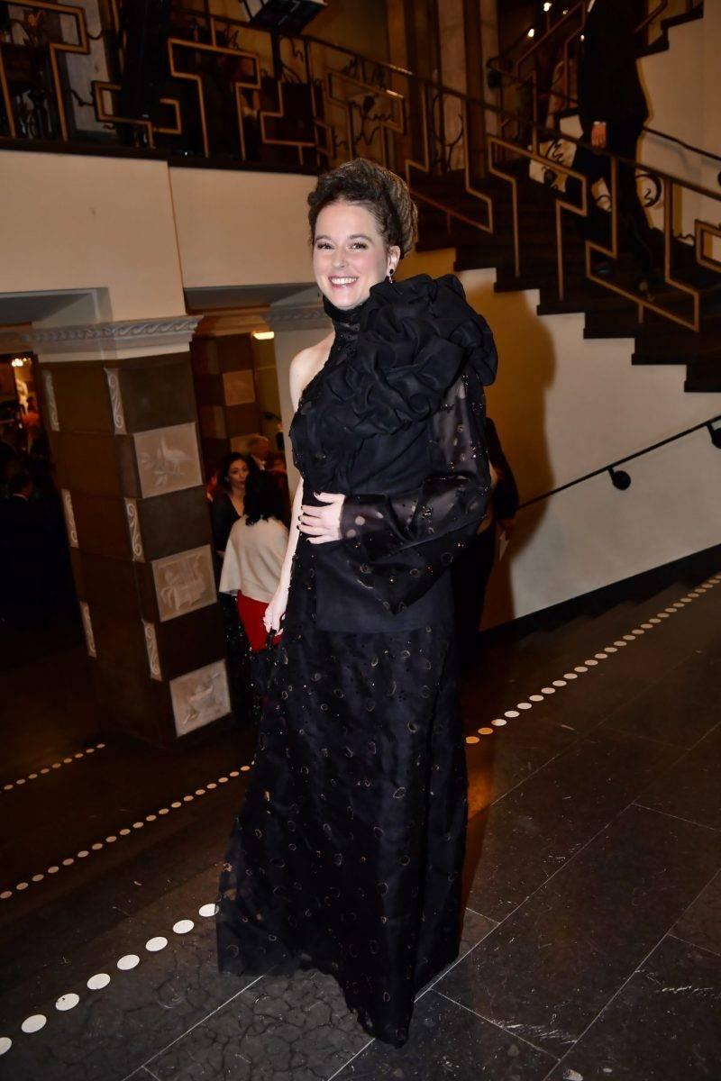 kulturminister Amanda Lind Nobelklanning 2019 Beckmans