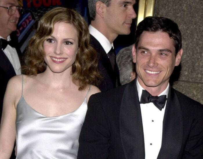 Mary Louise Parker och Billy Crudup.