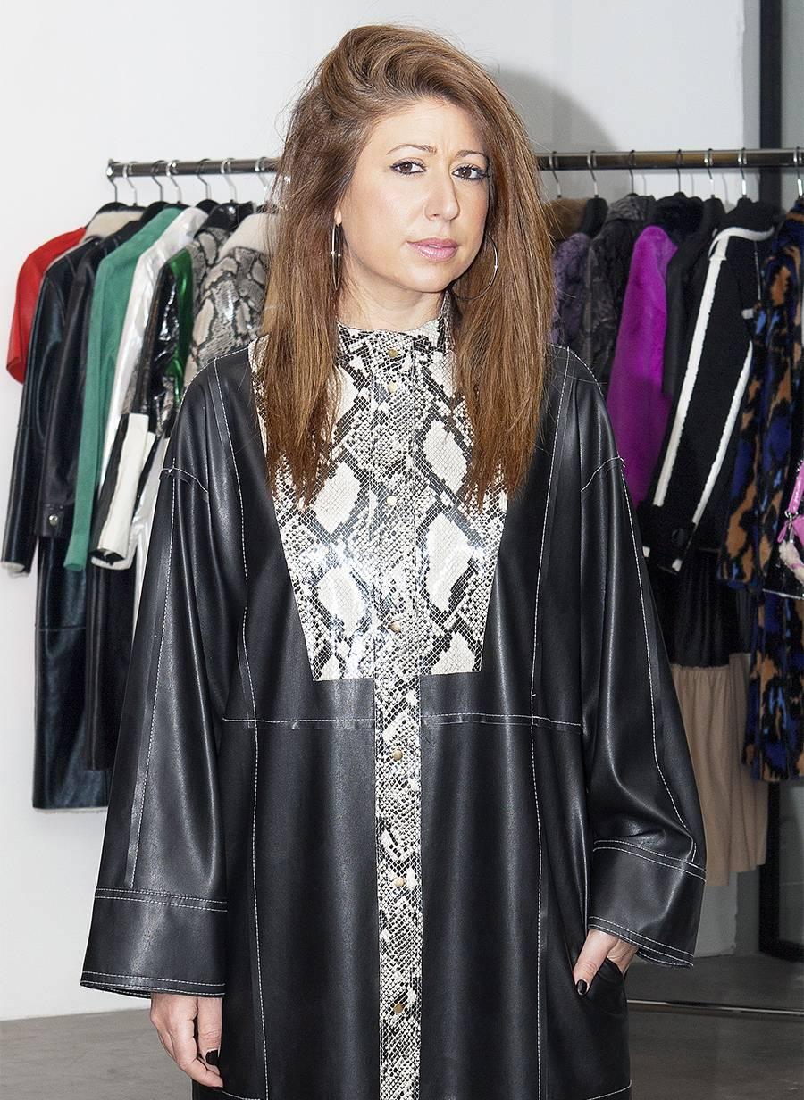 Nellie Kamras på Stand Studio –nominerad som Årets designer på ELLE-galan 2020