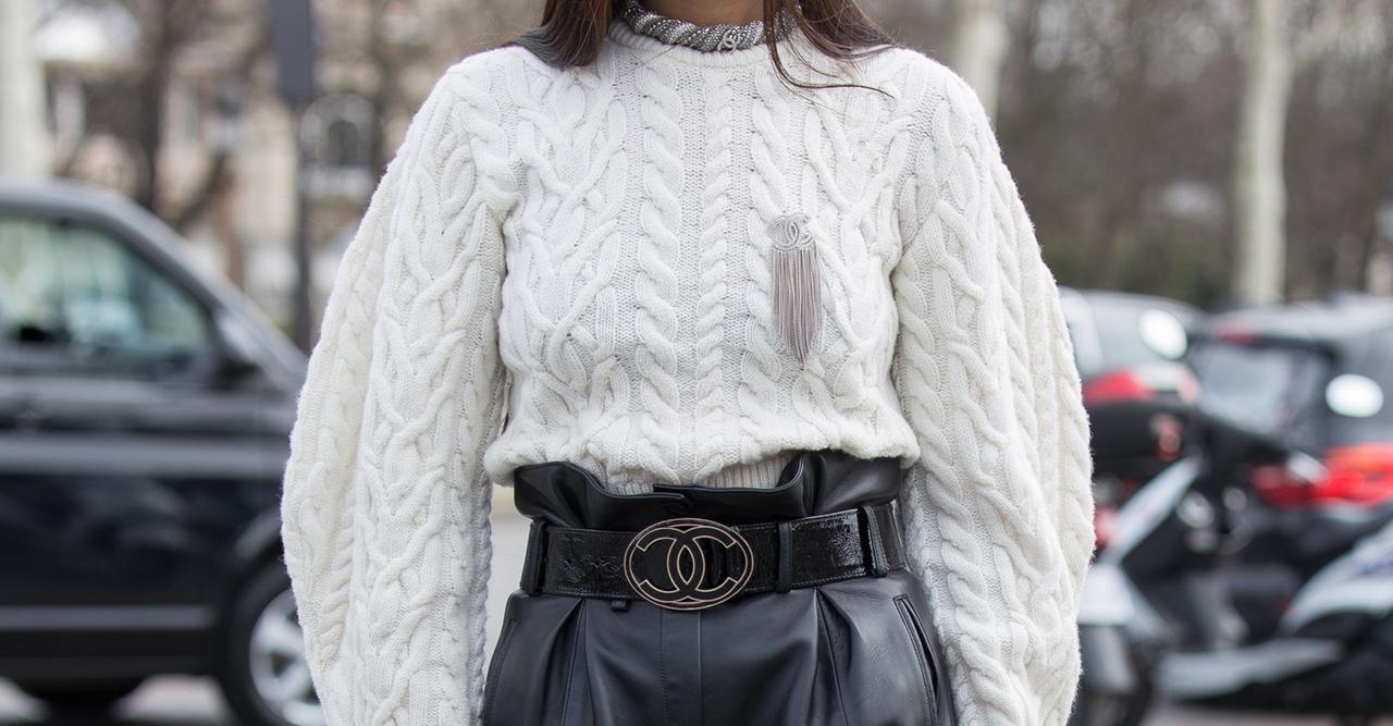 Stickade tröjor | ELLE