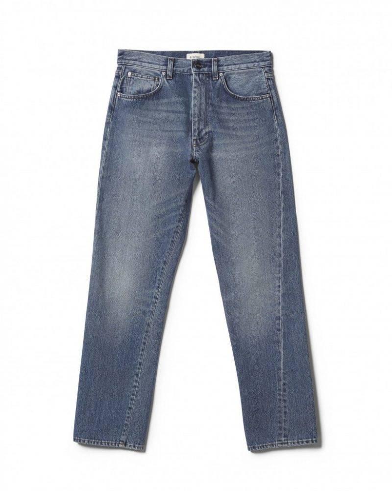 Klassiska jeans från Totême.