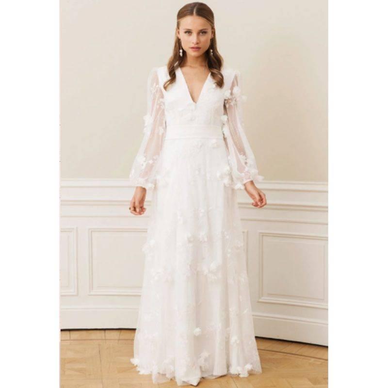 By Malina bröllopsklänning Dalila dress
