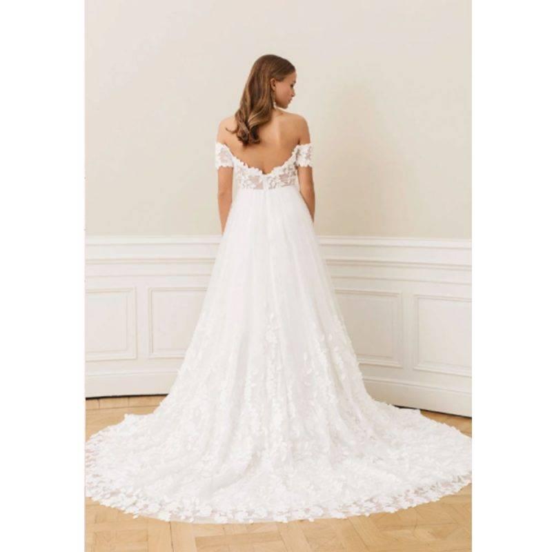 By Malina bröllopsklänning Malin