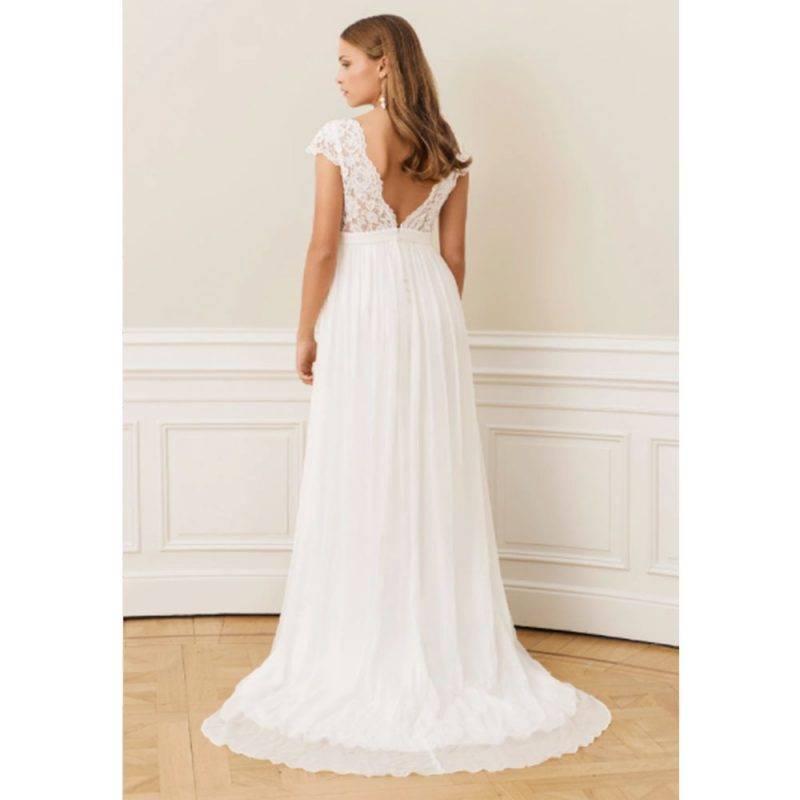 By Malina bröllopsklänning Isa gown