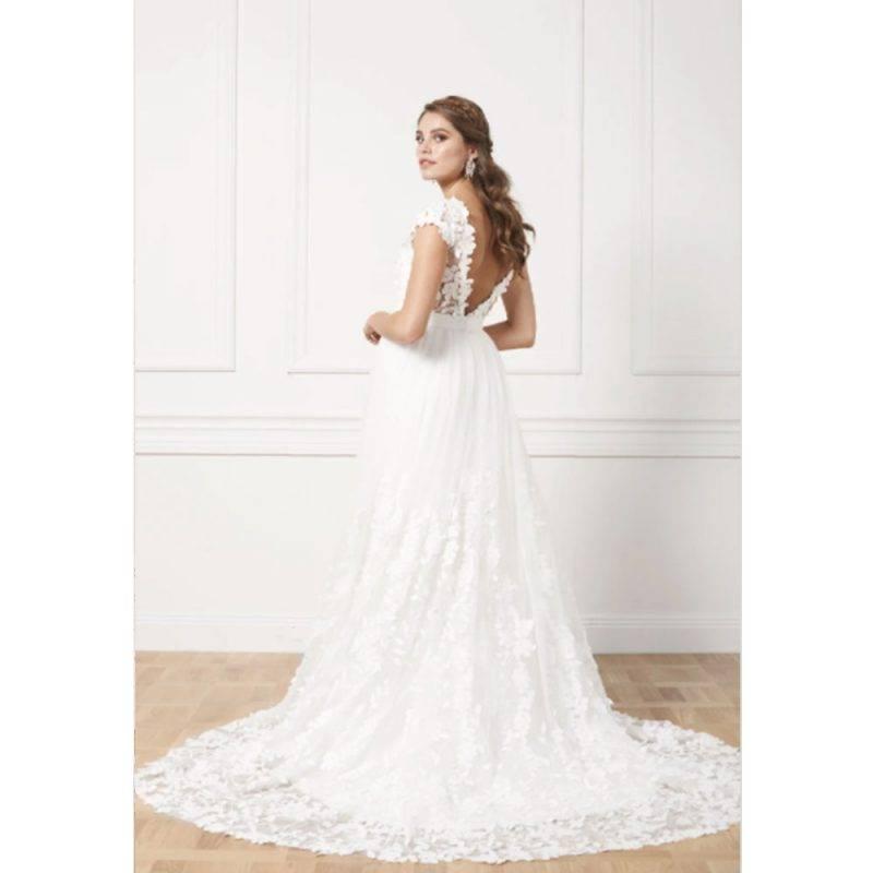 By Malina bröllopsklänning Emmeline gown