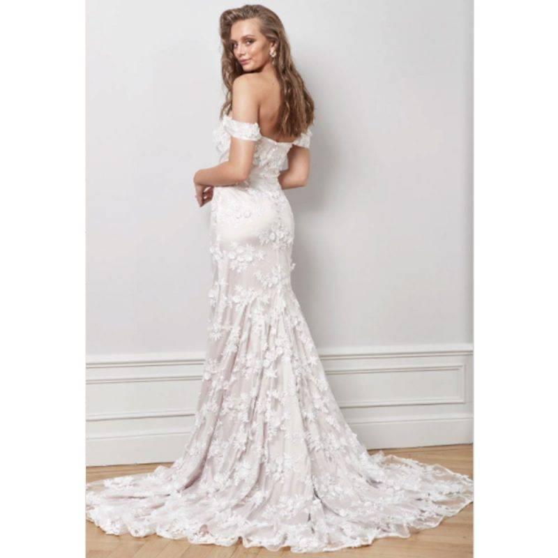 By Malina bröllopsklänning Viola gown