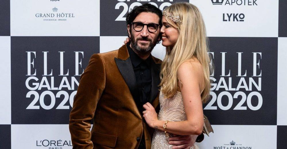 Fares och Clara ELLE-galan 2020