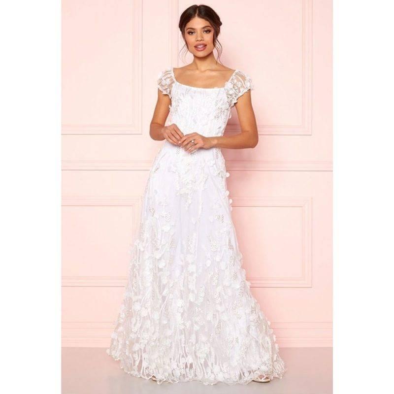 Ida Sjöstedt bröllopsklänning Liberty Dress
