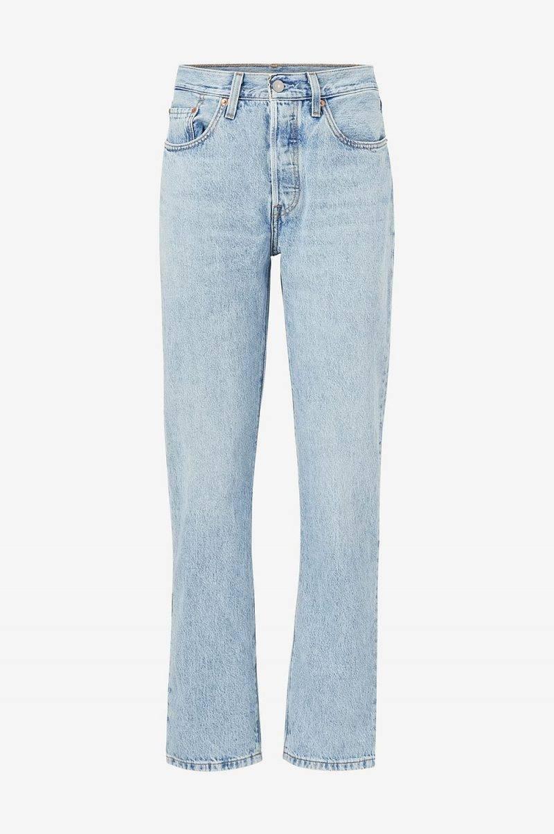 Jeansen501 Crop från Levi