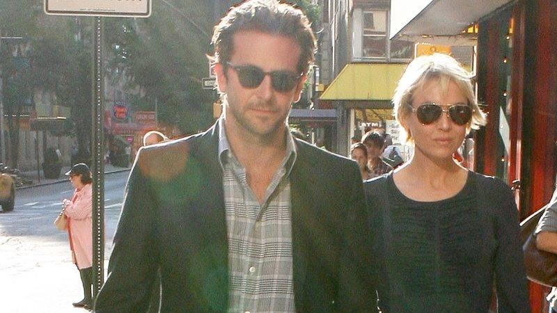 Bradley Cooper Renee Zellwegger