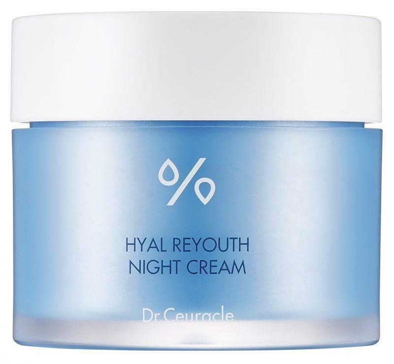 Hyal reyouth night cream, Dr Ceuracle