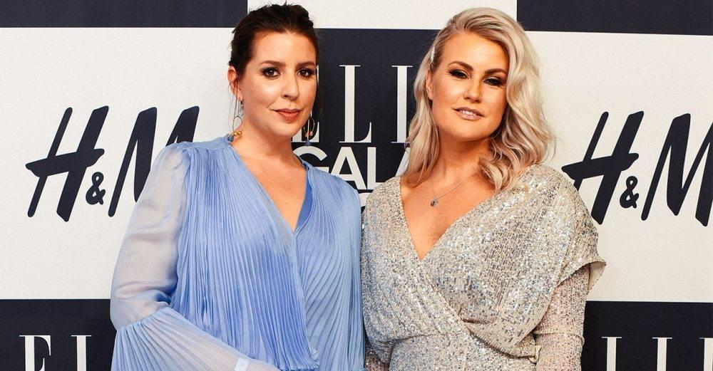 Emma Unckel och Frida Fahrman på ELLE-galan 2019