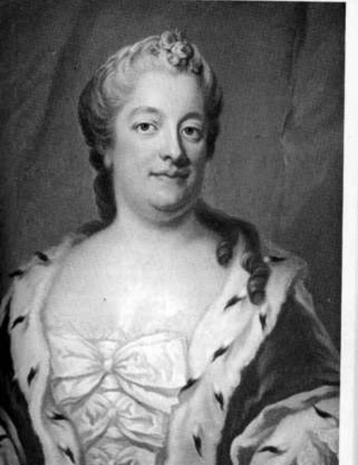 Eva Ekeblad De la Gardie