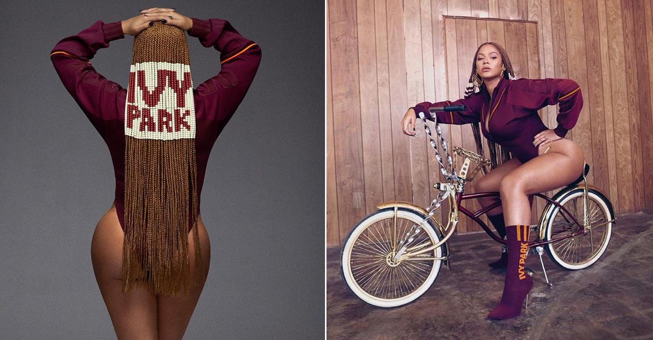Beyoncés Ivy Park släpper kollektion med Adidas