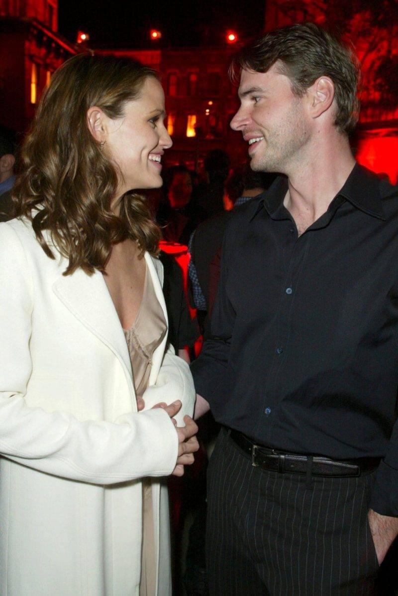 Jennifer Garner och Scott Foley