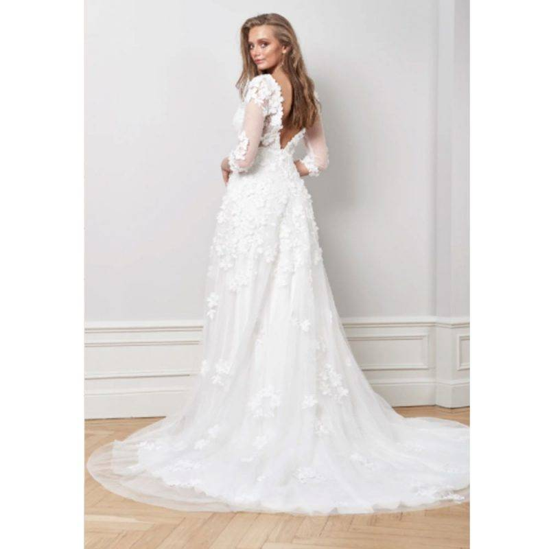 By Malina wedding dress olivia gown