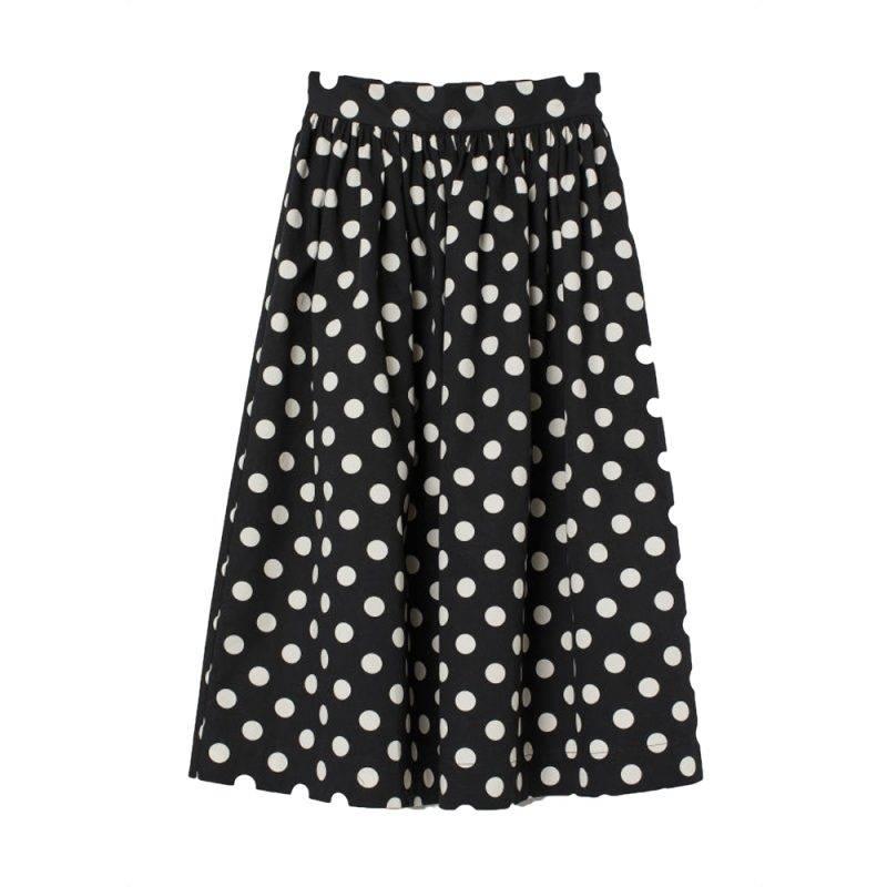 Prickig kjol från H&M