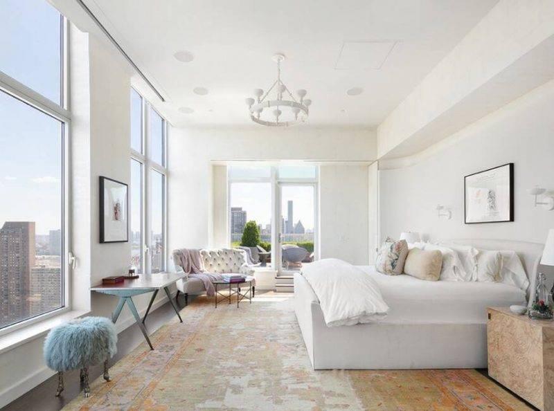 Det vackra sovrummet.