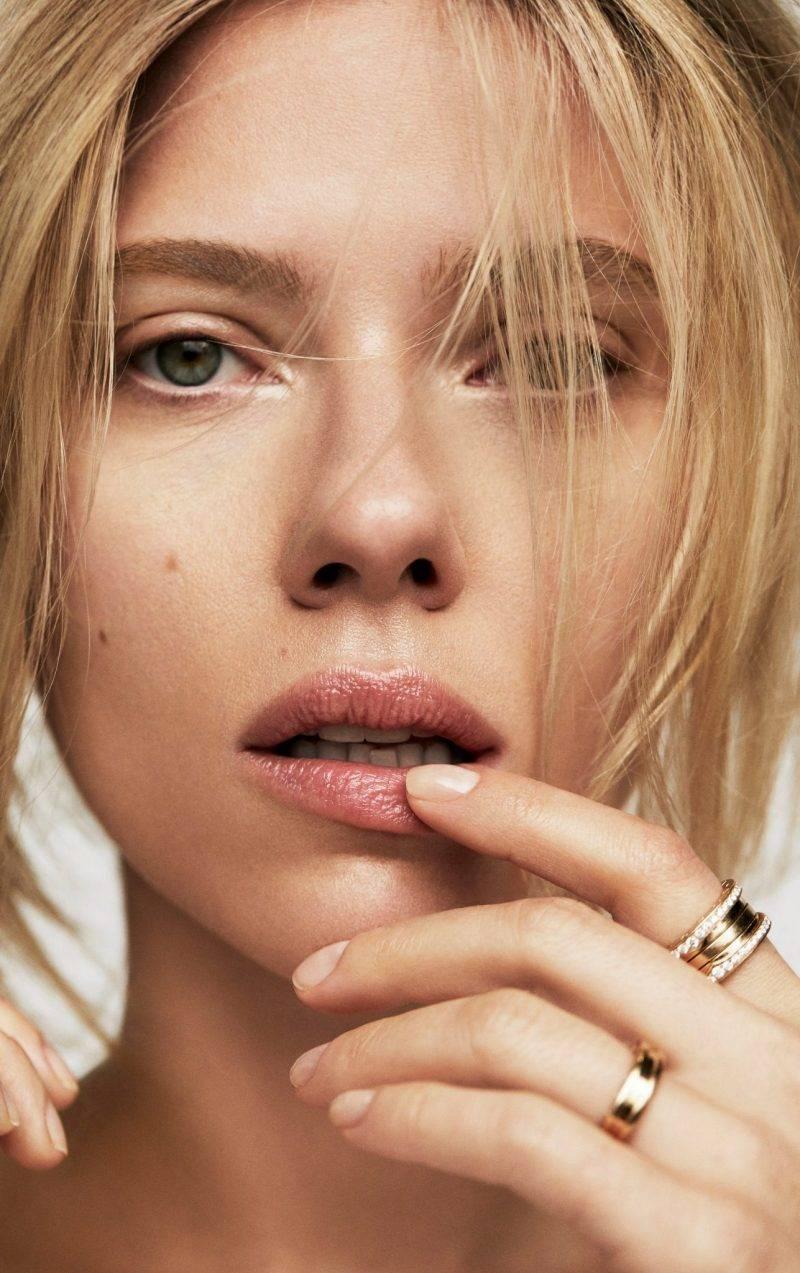 Scarlett Johansson i stor intervju i ELLE