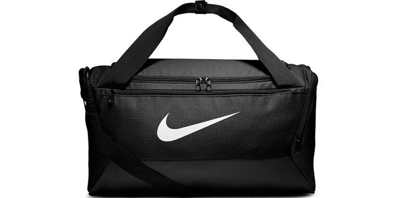 Träningsväska från Nike med separat skofack