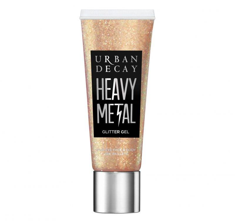 Heavy metal glitter gel från Urban Decay
