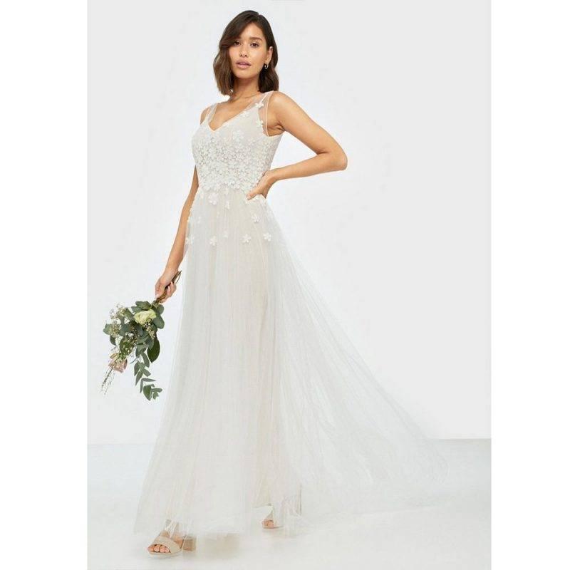 Zetterberg couture bröllopsklänning Stella