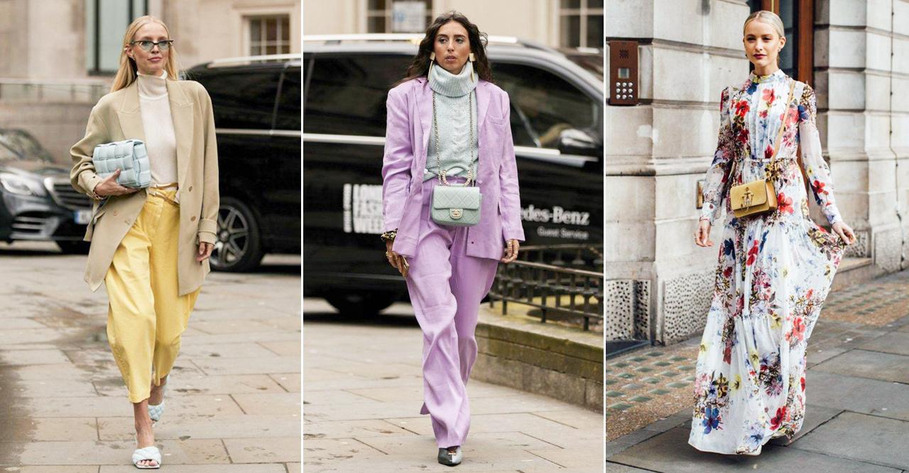6 trendiga färger som inspirerar modet 2020 | ELLE