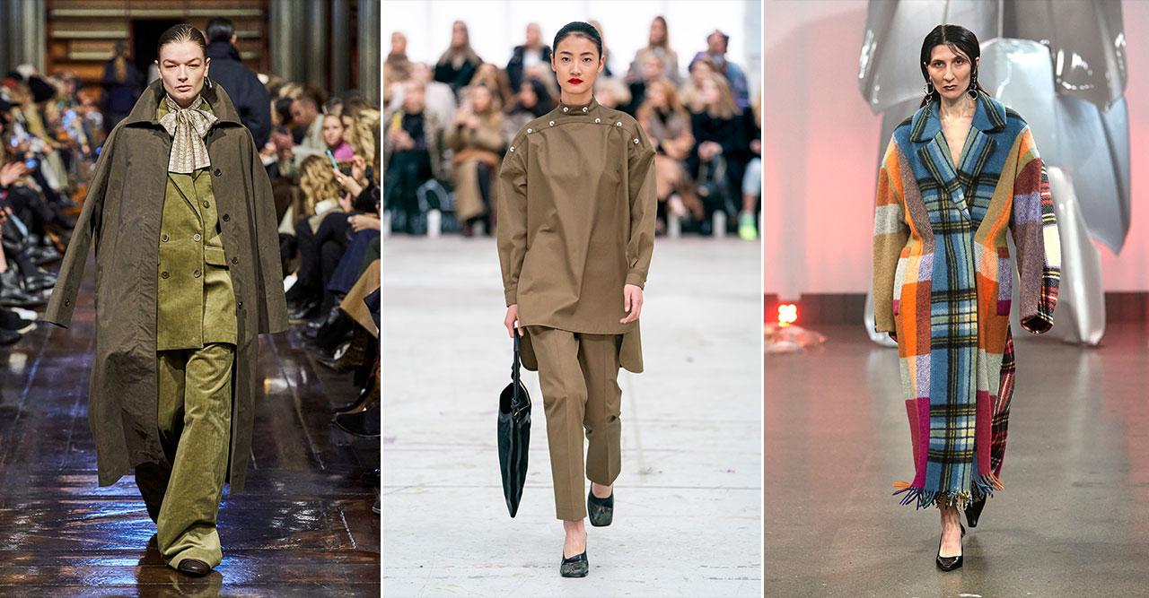 Modetrender hösten 2020 – enligt Köpenhamns modevecka