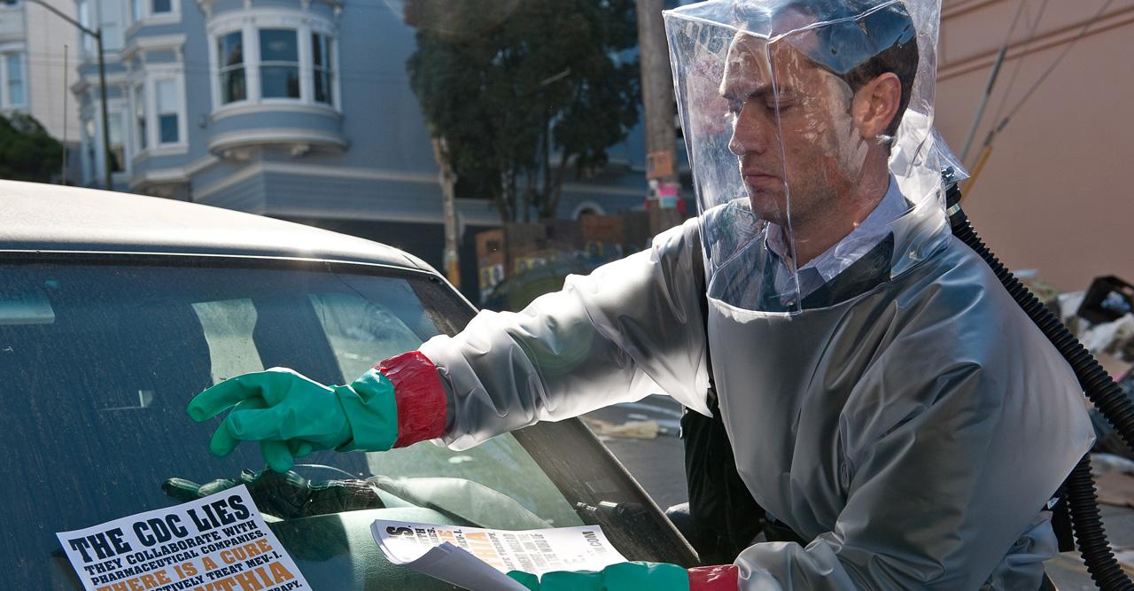 Här är virusfilmen som alla vill se under coronapandemin