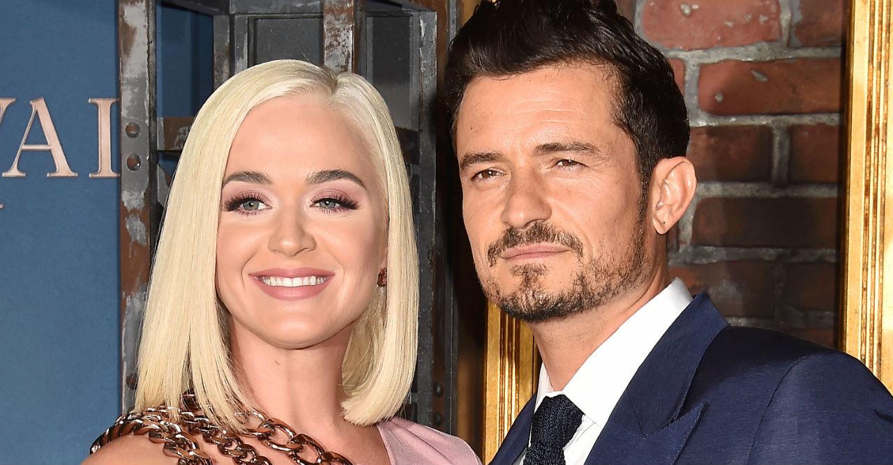 Katy Perry är gravid – bebislyckan med Orlando Bloom